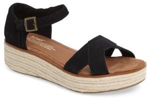Women's Toms Harper Platform Sandal