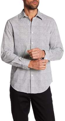 Perry Ellis Kaleidoscope Print Regular Fit Shirt