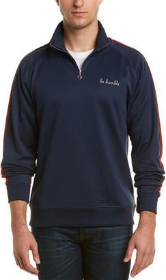 Maison Labiche Sporty Old School Sweatshirt