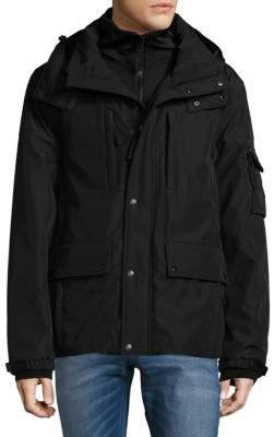 S13/Nyc Mock Layered Jacket