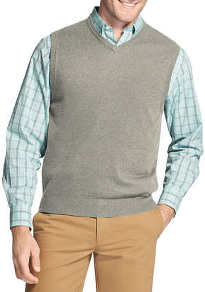 Izod Sweater Vest V Neck
