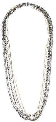 David Yurman Pearl Multistrand Necklace