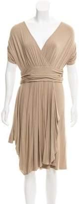 Yansi Fugel Casual Mini Dress
