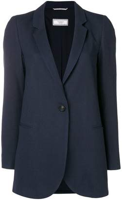 Peserico single button blazer