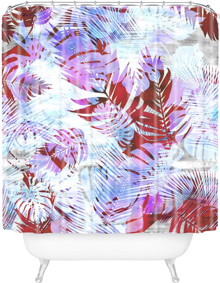 Motuu Tropical Shower Curtain