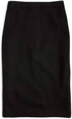 J.Crew No. 2 Pencil Skirt in 365 Crepe