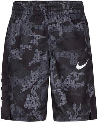 Nike Little Boys Dri-fit Elite Camo-Print Shorts
