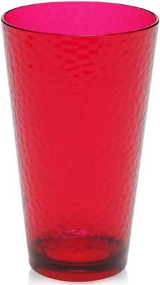 Certified International Acrylic Ruby-Tone Highball Glass