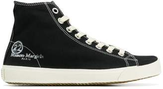 Maison Margiela Tabi hi-top trainers
