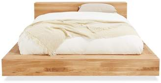 Ethnicraft Oak Bed