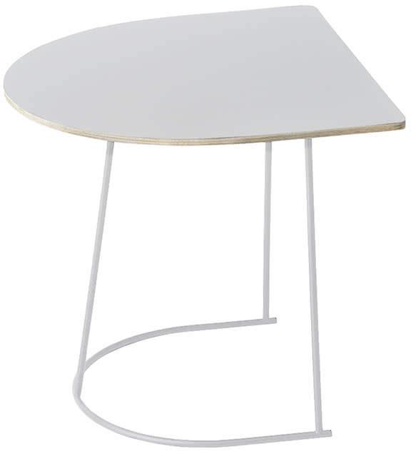 Muuto - Airy Coffee Table, Half Size, Weiß