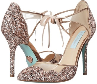 Blue by Betsey Johnson - Stela High Heels $129 thestylecure.com