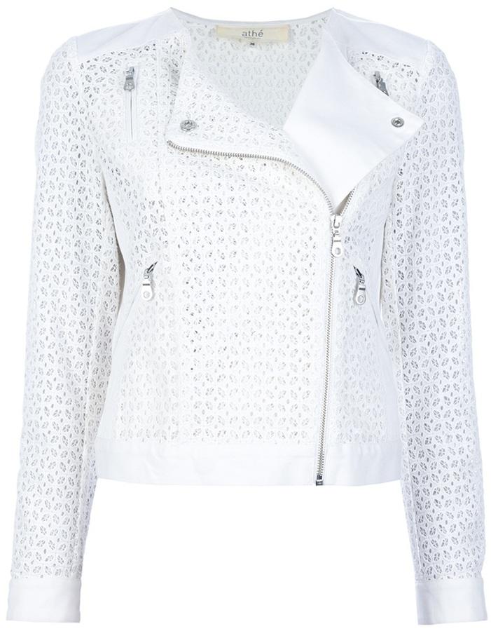Vanessa Bruno biker jacket