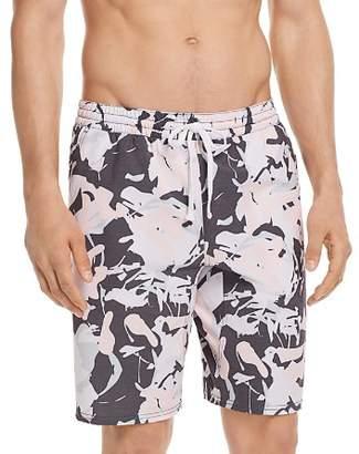 Spiritual Gangster Nirvana Camouflage Board Shorts