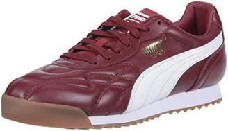 Puma Men's Roma ANNIVERSARIO Sneaker, Pomegranate7.5 M US