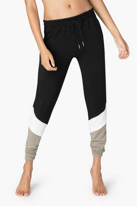 Beyond Yoga Chevron Sweatpant
