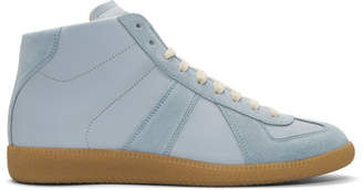 Maison Margiela Blue Replica Sneakers