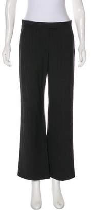 Theory Pin-Stripe Wide-Leg Pants