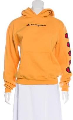 Champion Long Sleeve Hooded Jacket