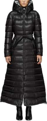 Mackage Long Water Resistant Down Puffer Coat