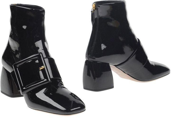 Miu MiuMIU MIU Ankle boots