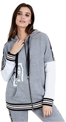 True Religion TRUE TAPE OVERSIZED WOMENS HOODIE