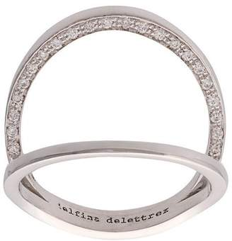 Delfina Delettrez double band ring