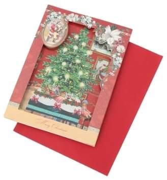 Grove (グローブ) - グローブ クラシカルクリスマス3Dカード