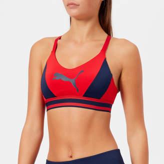 Puma Women's Logo Sports Bra