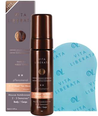 Vita Liberata Phenomenal Medium Mousse & Mini Mitt