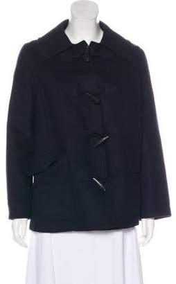 Emporio Armani Wool Blend Jacket