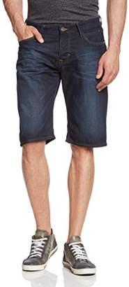 Cross Men's Straight Short - Blue