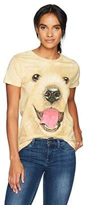 The Mountain Women's Big Face Golden Retriever Puppy