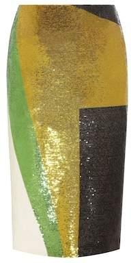Tom Ford Sequin-embellished skirt
