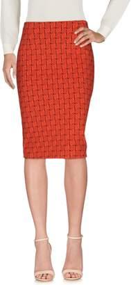 Pinko Knee length skirts - Item 35315947GF