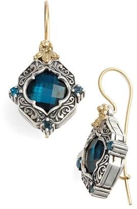 Women's Konstantino 'Thalassa' Drop Earrings $995 thestylecure.com