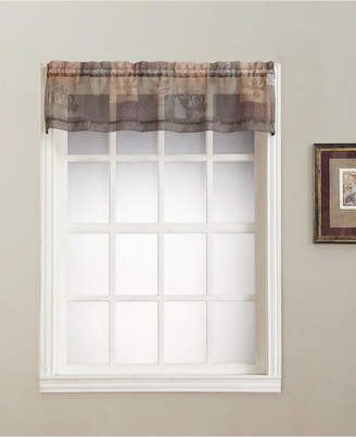 "Lichtenberg No. 918 Eden 56"" x 14"" Window Valance"
