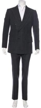 Tom Ford Cashmere Plaid Suit