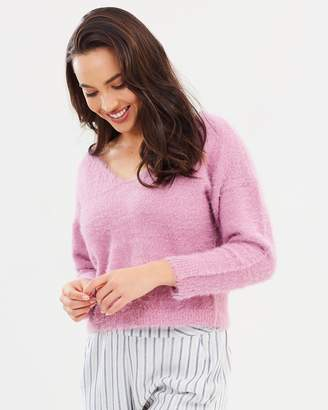 All About Eve Peyton Slouchy Knit Jumper
