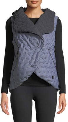 The North Face Cryos Down-Fill Quilted Cocoon Vest