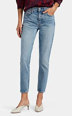 GRLFRND Women's Karolina High-Rise Jeans - Blue