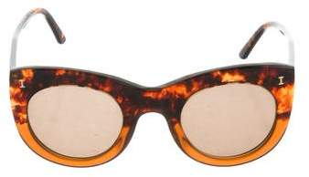Illesteva Boca Tinted Sunglasses