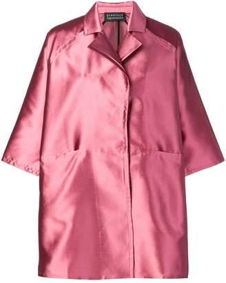 Gianluca Capannolo oversized shirt dress