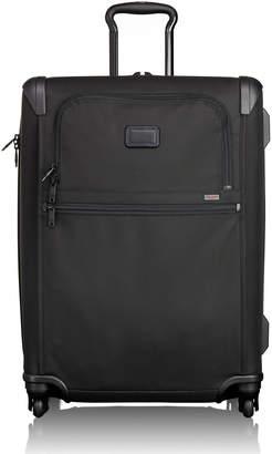 Tumi Alpha 2 Black Expandable Four-Wheeled Short-Trip Packing Case Luggage