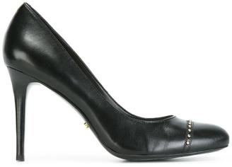 Lauren Ralph Lauren almond toe pumps $196.57 thestylecure.com