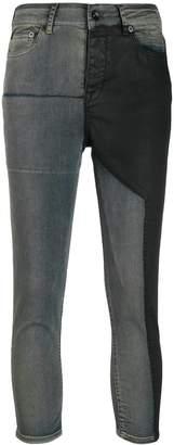 Rick Owens slim cropped jeans