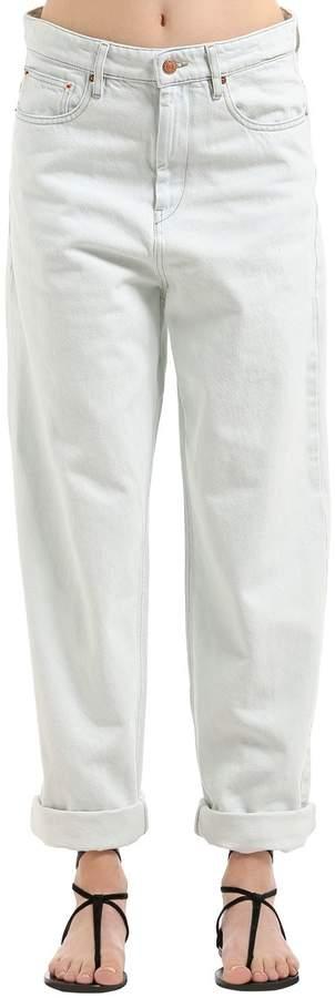 Buy Boyfriend-Jeans Aus Baumwolldenim!