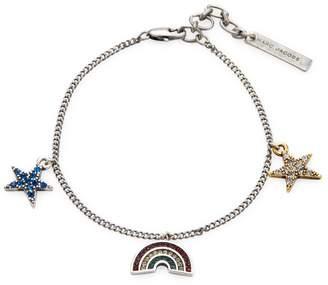 Marc by Marc Jacobs Jewelry Women's Mini Rainbow Star Charm Bracelet