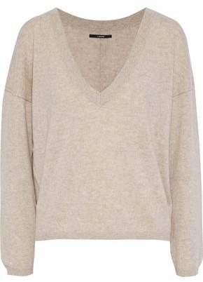 J Brand Josey Mélange Cashmere Sweater