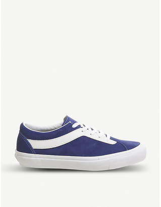dc14ac05ab5620 Vans New Issue Bold Ni suede and leather trainers